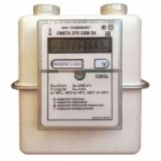 Счетчик газа бытовой Омега ЭТК GSM G-4