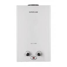 Водонагреватель газовый SUPERFLAME SF0120 10L (белый)