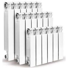 Радиатор алюм.Vektor Lux Hit 350/80 10 сек